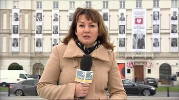 Awantura o popiersie Lecha Kaczyńskiego