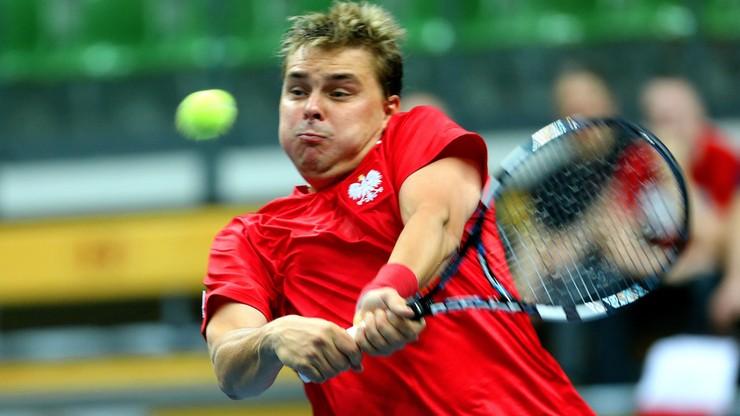 US Open: Matkowski awansował do drugiej rundy debla po kreczu rywali