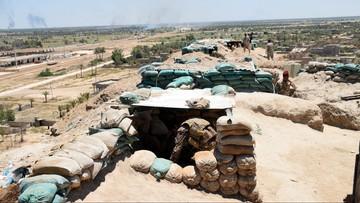 17-06-2016 13:23 Irackie siły weszły do centrum Faludży