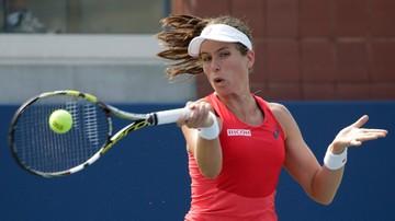 2015-09-04 US Open: Finalistka Wimbledonu odpadła w II rundzie