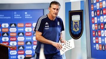 2017-04-11 Eliminacje MŚ 2018: Bauza zwolniony. Nie jest już selekcjonerem Argentyny