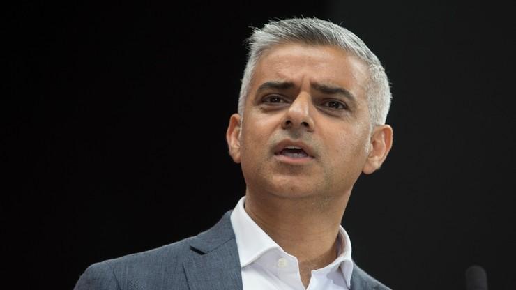 Oddział policji będzie walczył z mową nienawiści. Plany burmistrza Londynu