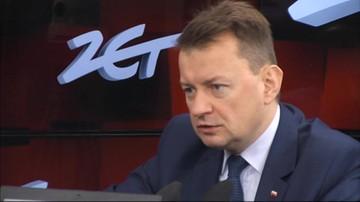 Błaszczak o Kaczyńskim: najwybitniejszy polityk spośród obecnych polityków na scenie politycznej