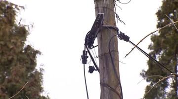Wichury w Polsce. IMGW wydało ostrzeżenia. Ponad 72 tys. odbiorców bez prądu
