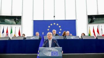 13-09-2017 08:45 Juncker: praworządność dla obywateli UE nie stanowi opcji, musi być obowiązkiem