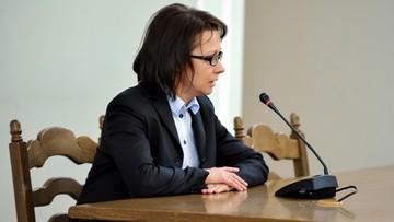 07-02-2017 16:25 Afera Amber Gold. Pieczyńska-Czerny: umarzanie wniosków KNF było standardowym działaniem prokuratury