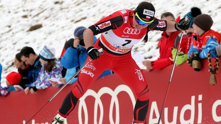 Triumf Kowalczyk w biegu na 10 km techniką klasyczną w Alpen Cup