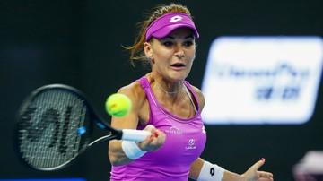 2017-10-11 Turniej WTA w Hongkongu: Radwańska odpadła w drugiej rundzie
