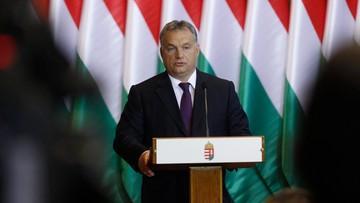 06-10-2016 21:35 Orban: nowelizacja konstytucji będzie zgodna z prawem UE