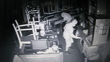 20-08-2016 09:20 Kętrzyn: dwaj chłopcy schowali się na noc w restauracji. Ukradli pieniądze, ale zapomnieli o monitoringu
