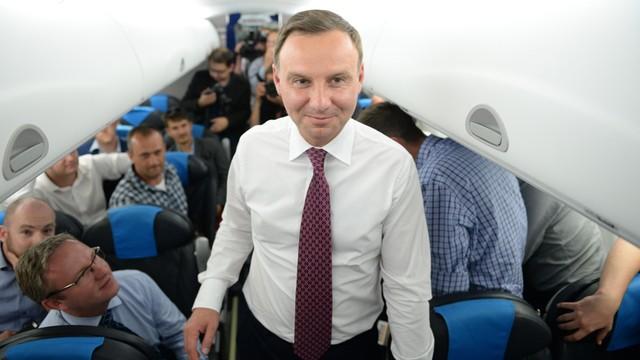 PO: niech Andrzej Duda wyjaśni niejasności w swoich wyjazdach poselskich