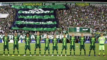 2016-11-29 Atletico Nacional proponuje przekazanie Pucharu Ameryki Południowej Chapecoense