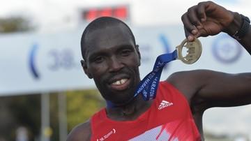 2016-09-25 Maraton Warszawski: Omullo ponownie zwycięzcą