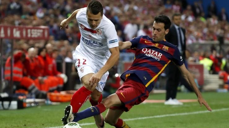 Busquets przedłużył kontrakt z FC Barcelona