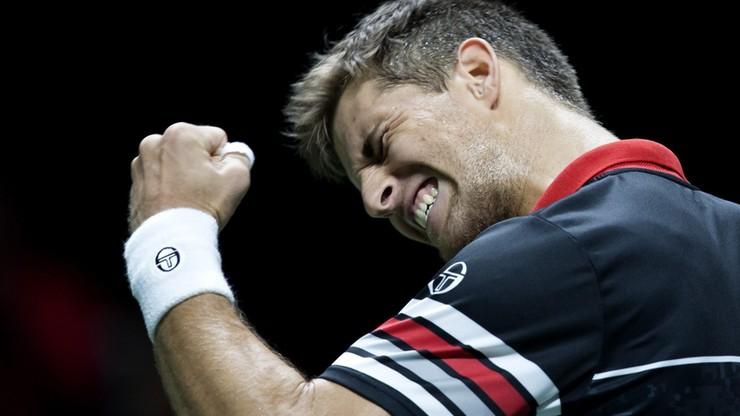 Turniej ATP w Rotterdamie: Klizan i Monfils w finale