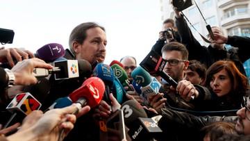 06-04-2016 13:28 Hiszpańskie media: Wenezuela przekazała think tankowi Podemos 7 mln euro
