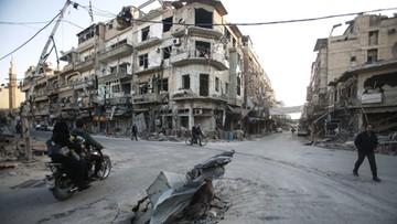26-11-2016 20:49 Syria: reżim odbił największą rebeliancką dzielnicę Aleppo