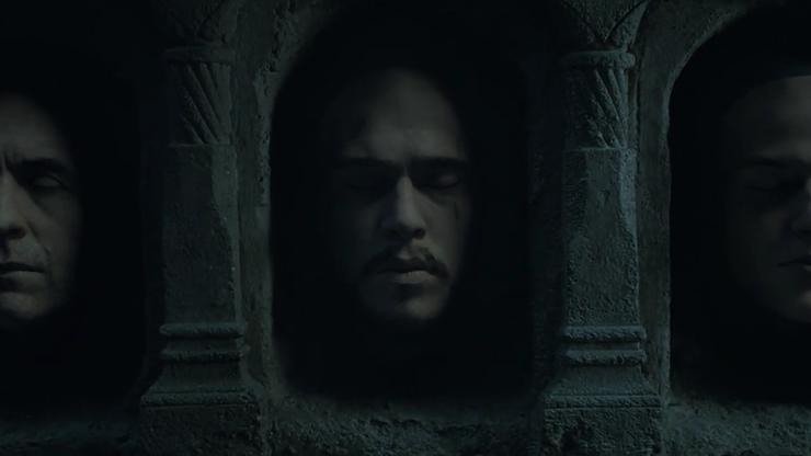 """Teaser nowego sezonu """"Gry o tron"""". Czy właśnie poznaliśmy los Jona Snowa?"""