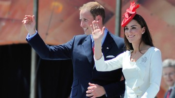 03-03-2017 13:19 Książę William i księżna Kate wybierają się do Polski. Przyjadą już w lipcu