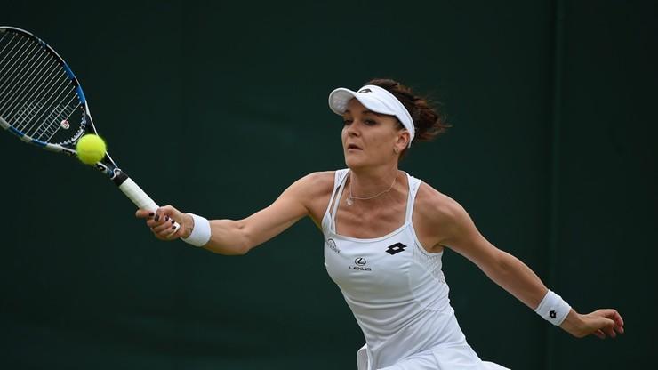WTA w Stanford: Kontuzja wykluczyła Radwańską