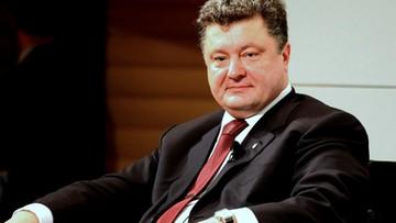 """06-09-2016 09:48 """"To kwestia życia i śmierci"""". Prezydent Ukrainy apeluje  o jedność w obliczu rosyjskiej agresji"""