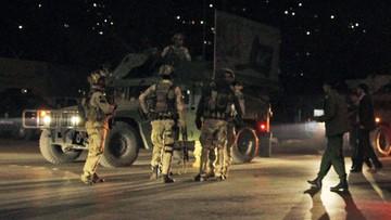 13-10-2016 16:29 Talibowie zabili w zasadzce ok. 100 żołnierzy i policjantów