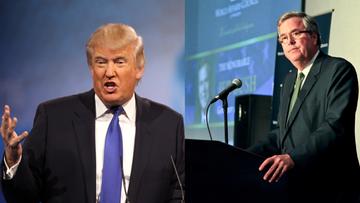 11-11-2015 10:01 USA: debata Republikanów: spór Trumpa i Busha o imigrację i Putina