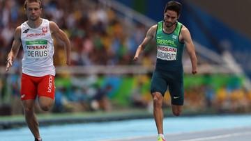 11-09-2016 17:29 Polak wicemistrzem paraolimpijskim w biegu na 100 m