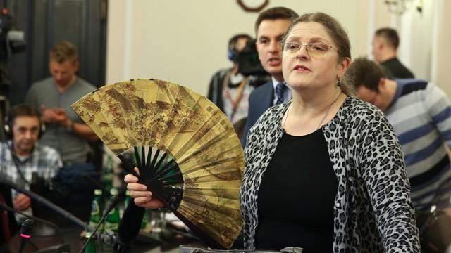 Krystyna Pawłowicz chce zamrozić budżet Trybunału Konstytucyjnego