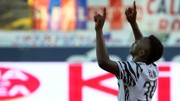 2017-05-27 Juventus przypieczętował mistrzostwo wygraną z Bolonią
