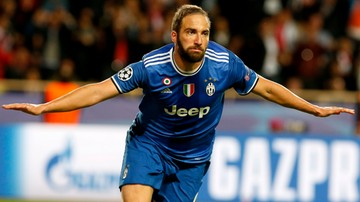 2017-05-03 Liga Mistrzów: Glik i spółka zatrzymani przez Juventus. Higuain rozstrzelał AS Monaco