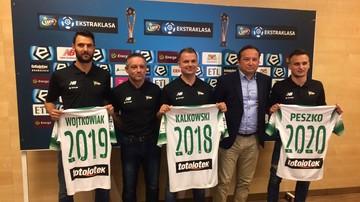 2016-11-17 Peszko i Wojtkowiak przedłużyli kontrakty z Lechią Gdańsk