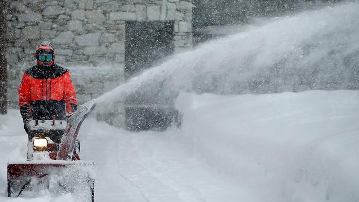 Alpejski PŚ: Zjazd w Val d'Isere odwołany z powodu opadów śniegu