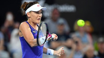 2017-01-11 Turniej WTA w Sydney: Radwańska w półfinale