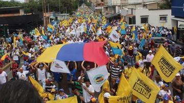 04-08-2016 05:35 Wenezuela: generał oskarżony o przemyt narkotyków szefem MSW