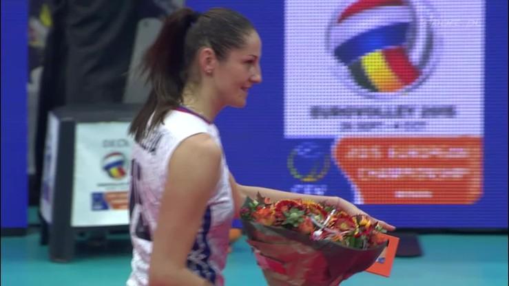 Tatiana Koszelewa MVP mistrzostw Europy