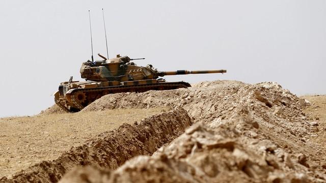 Syryjscy rebelianci: rozejm praktycznie się załamał