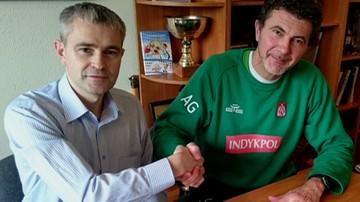 2016-02-12 Gardini będzie trenerem Indykpolu AZS Olsztyn także w przyszłym sezonie