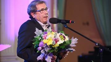 2016-09-26 Nagrody im. Norwida: Jan Kobuszewski uhonorowany za Dzieło życia