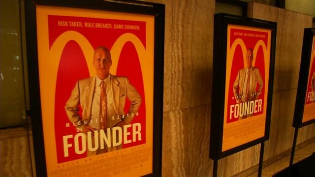 Historia fast foodu - z Michaelem Keatonem w roli głównej