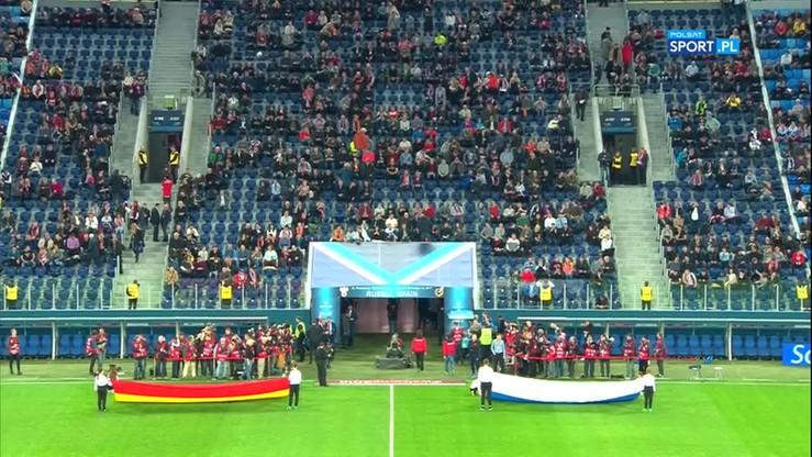 Rosja - Hiszpania 3:3. Skrót meczu