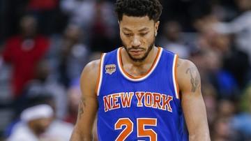 2017-01-10 Derrick Rose zaginął? Co się dzieje z gwiazdą New York Knicks?