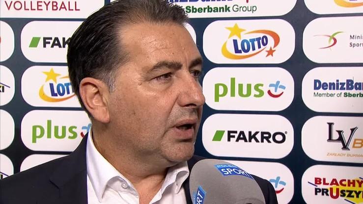 De Giorgi: Byliśmy słabsi w wielu elementach