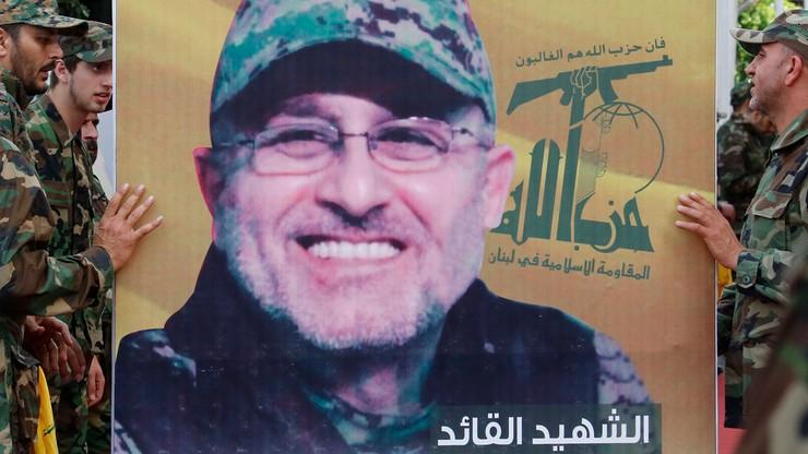 Sunniccy islamiści odpowiedzialni za śmierć dowódcy Hezbollahu