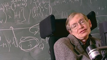"""22-03-2017 16:47 """"Natychmiast powiedziałem tak"""". Stephen Hawking poleci w kosmos"""