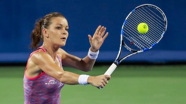 WTA Cincinnati - Agnieszka Radwańska w ćwierćfinale