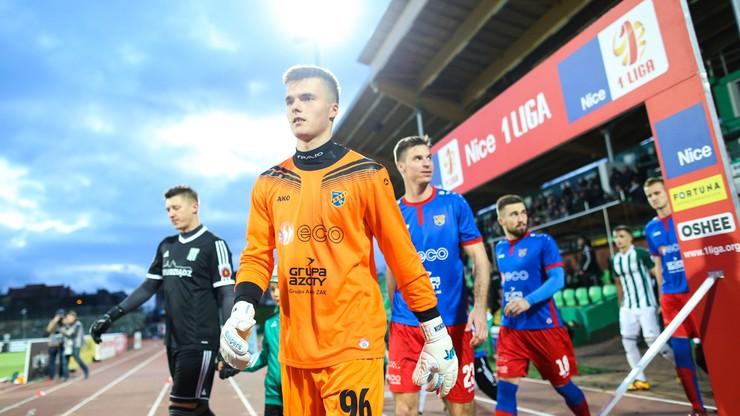 Nice 1 liga: Lider z Opola podejmie Pogoń