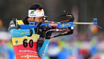 2017-02-11 MŚ w biathlonie: Transmisja sprintu mężczyzn w Polsacie Sport Extra