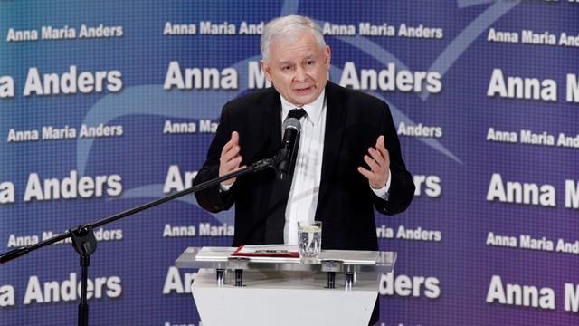 Kaczyński: Sprawa Trybunału Konstytucyjnego kwestią suwerenności Polski