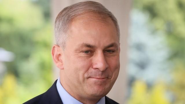Grzegorz Napieralski odchodzi z SLD